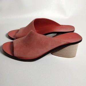 Mercedes Castillo Suede Sandals